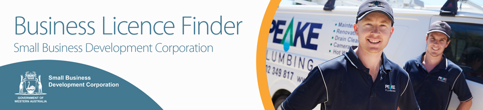 Business Licence Finder